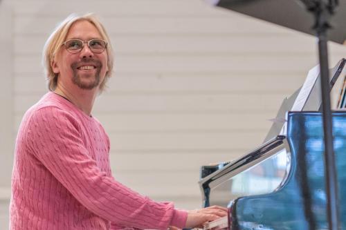 Marko Hilpo, piano